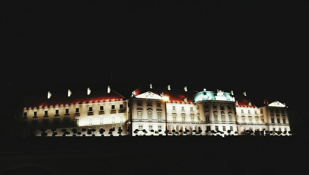 First Eyeem Photo Castle Royalcastle Royal Castle Warsaw Poland Warsaw Warsaw Old Town Nightphotography Night