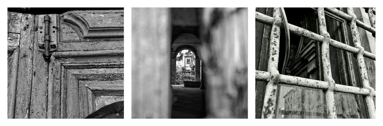 Looking inside cityAuto Post Production Filter Architecture Steps Arch Diminishing Perspective Surface Level Steps And Staircase Railings Long Battle Of The Cities The Way Forward Narrow Railing Transfer Print Lucca Marble Toscana Street Italy Eyem Best Shots Italia Monochrome Photography Dramatic Angles No People Architecture Welcome To Black