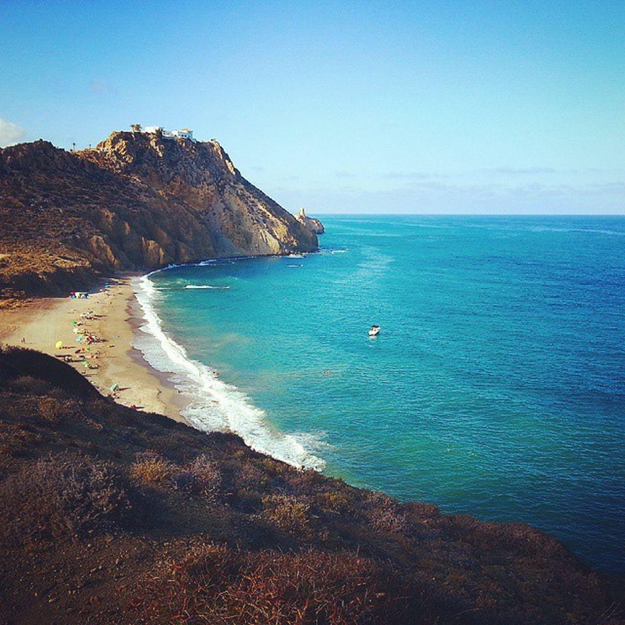 Mojacar Macenas Playa Yaloquiero