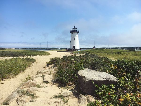 Martha's Vineyard Lighthouse Nature Scenics Direction