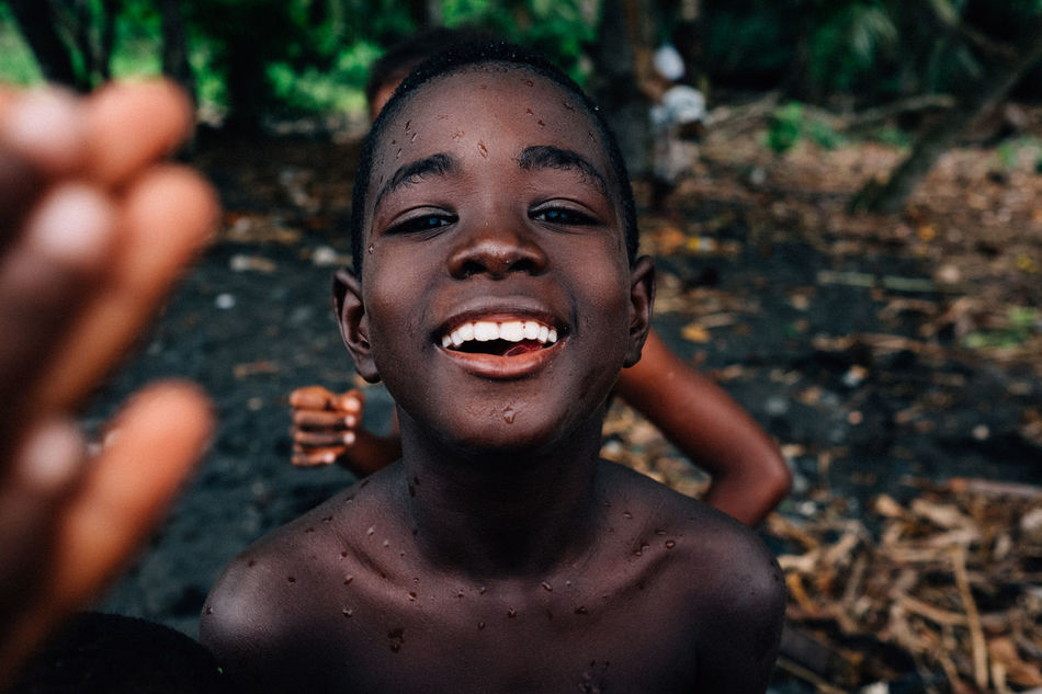 Africa Africa Day To Day African Beauty Close-up Headshot Island One Person Outdoors Portrait Sao Tome Standing Out From The Crowd Young Adult