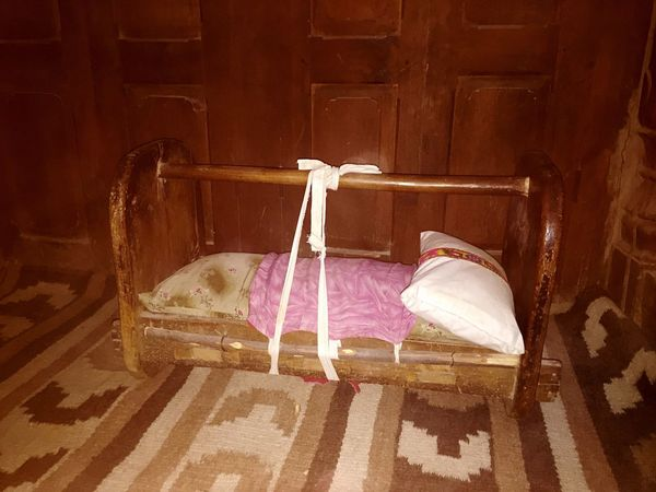 Indoors  pic of Baltit Fort Hunza Baby Coat Wood - Material Traveling Hidden Gems  Antiquities History Karimabad Hunza Capture The Moment Hunza Valley Pakistan Architecture Interior Man Made Object Taking Photos