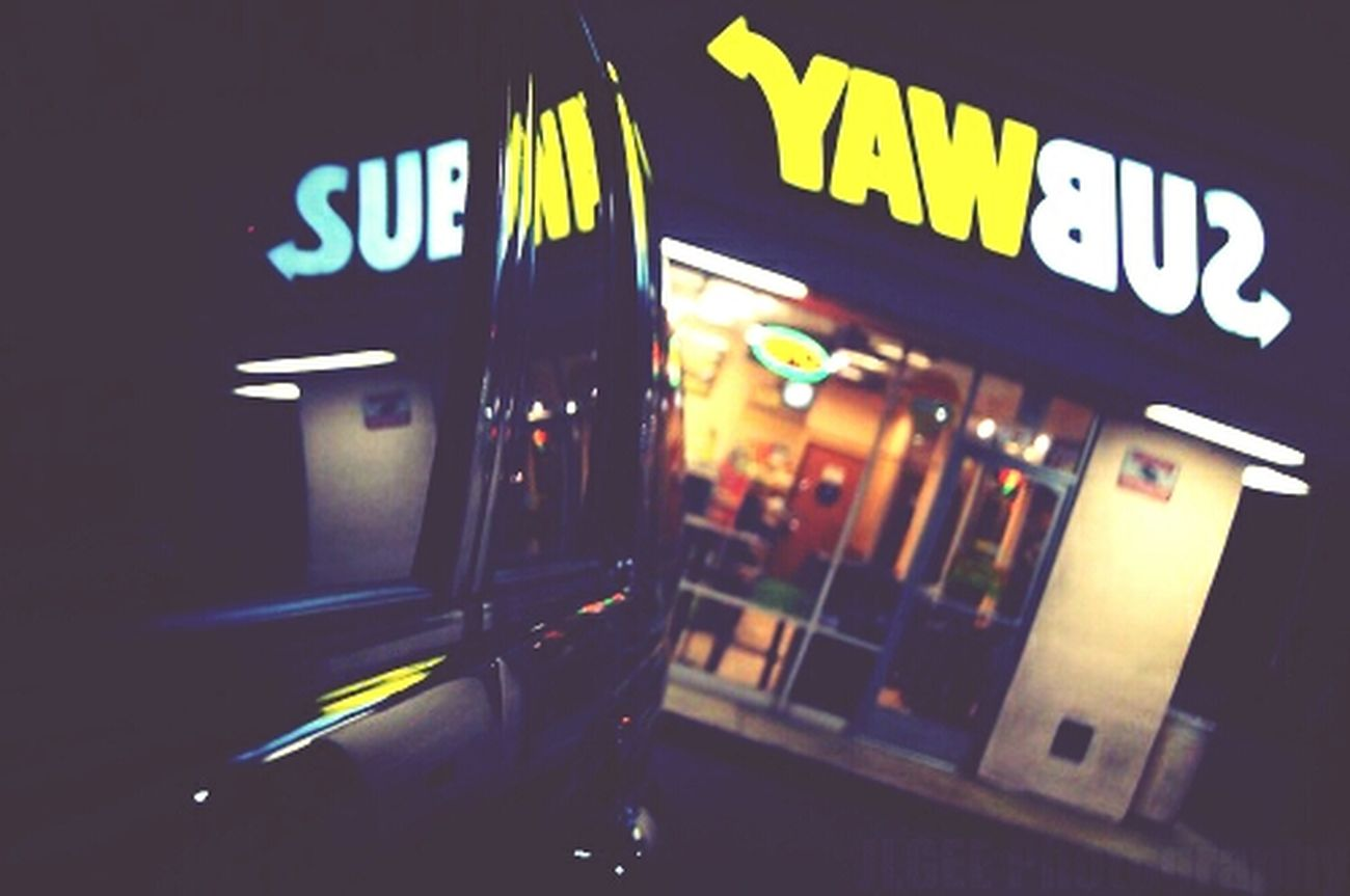 Subway Eat Fresh My Favorite