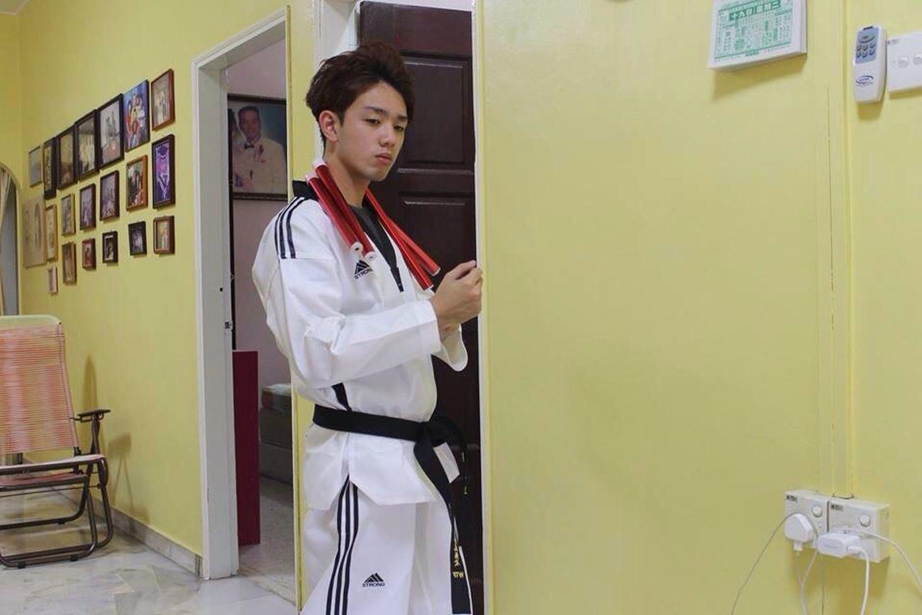 Taekwondo Training Fitness Demoteam