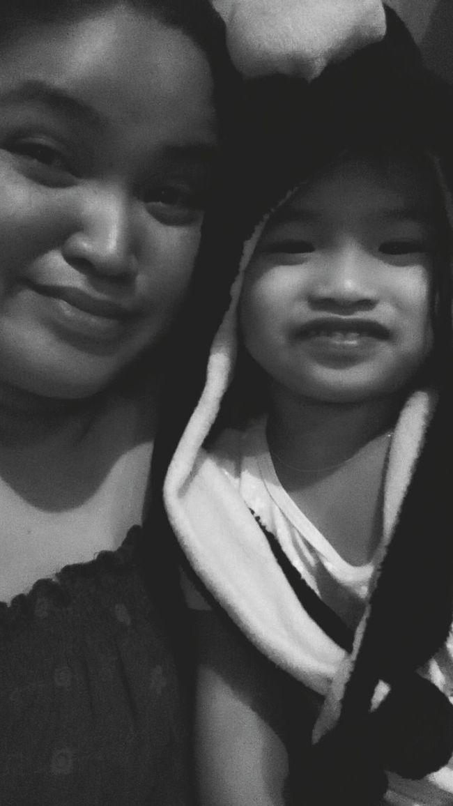 GoodMorning! 😘 Sweetmorning Coldweather My Daughter ♥ Happykiddo