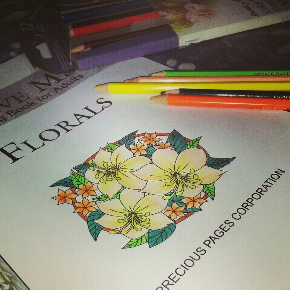 New addiction. 😊 Coloring Book Ilovecoloring ❤