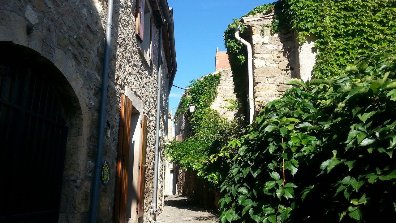 Taking Photos Voyagediaries First Eyeem Photo Ruelleombragée Payscathare LanguedocRoussillon Audetourisme Villagehistorique Historical Monuments Old Village