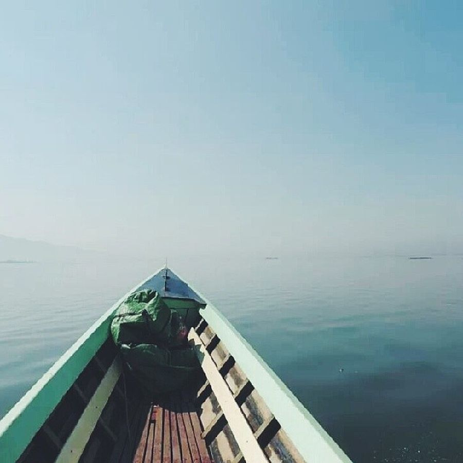 Let's travel with me I am guiding for you :) Myanmar Inlay Lake Heading pagodatreasure