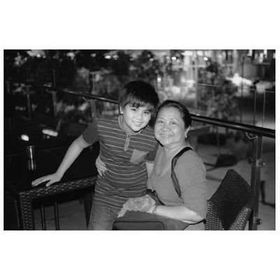 Family Snaps on Neopan400