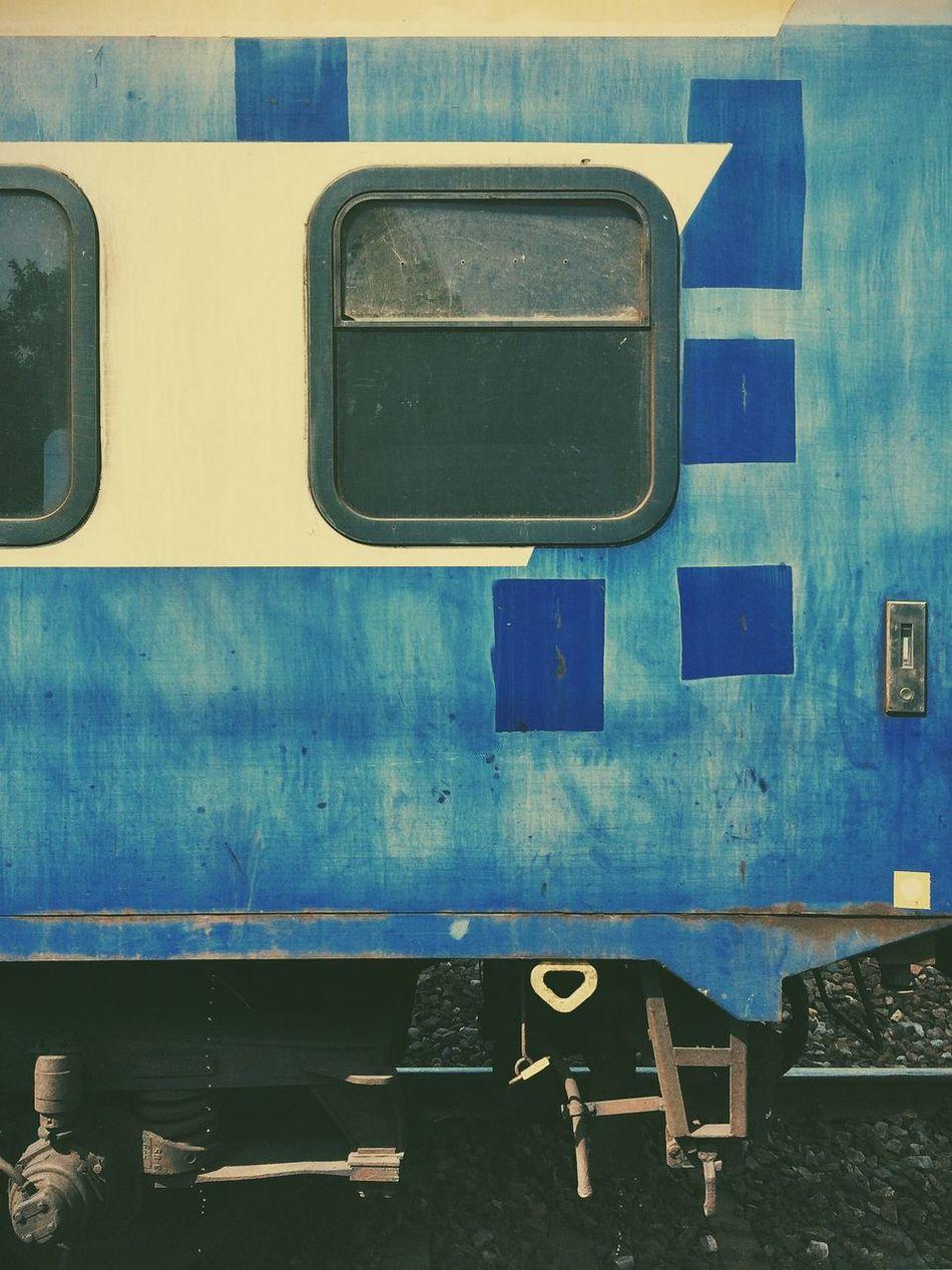 Train Cfr Public Transportation Composition