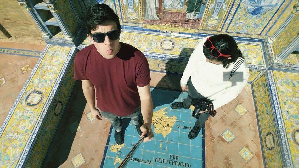 Sevillagram Eyem Baleares Suaj 7D Note4 Photography Sunset Special Moment Niggas Selfie ✌ Love