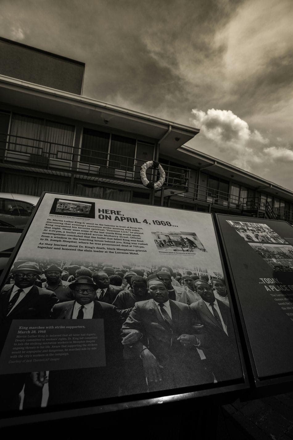 MLK MLK Day Lorraine Motel Memorial Martin Luther King Jr Memphis