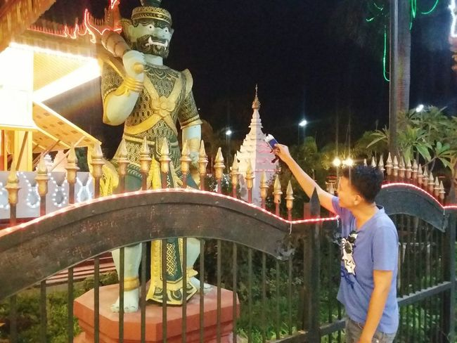 Feeding the Giant..😄😄 Giant Myanmar Myanmar Temple Funny Moments Just Kidding Myanmar View Check This Out That's Me