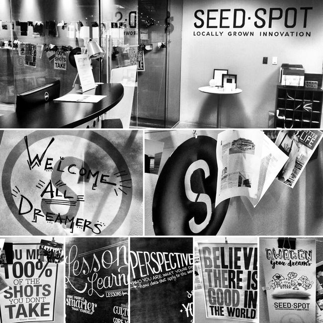 Seed Spot Socent Be The Change Phoenix Seed Spot is a top 3 business incubator to solve problems in the world Theartofiphoneography