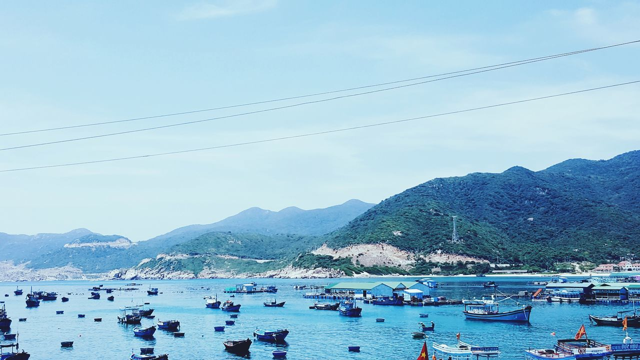 Vietnam BinhHung Sea Beach Cloud - Sky VnG