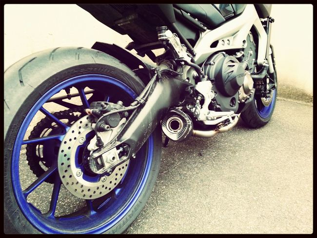 Miss it so Much .. Bike Moto Brokenleg