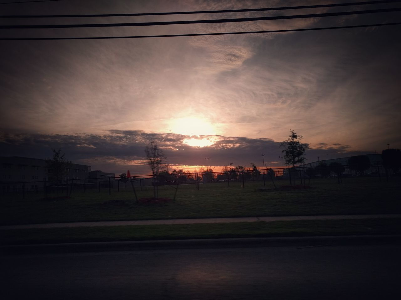 Sunrise And Clouds Morning Sky Colour Of Life Sunset #su N #clouds #skylovers #sky Nature Beautifulinnature Naturalbeauty Photography Landscape [