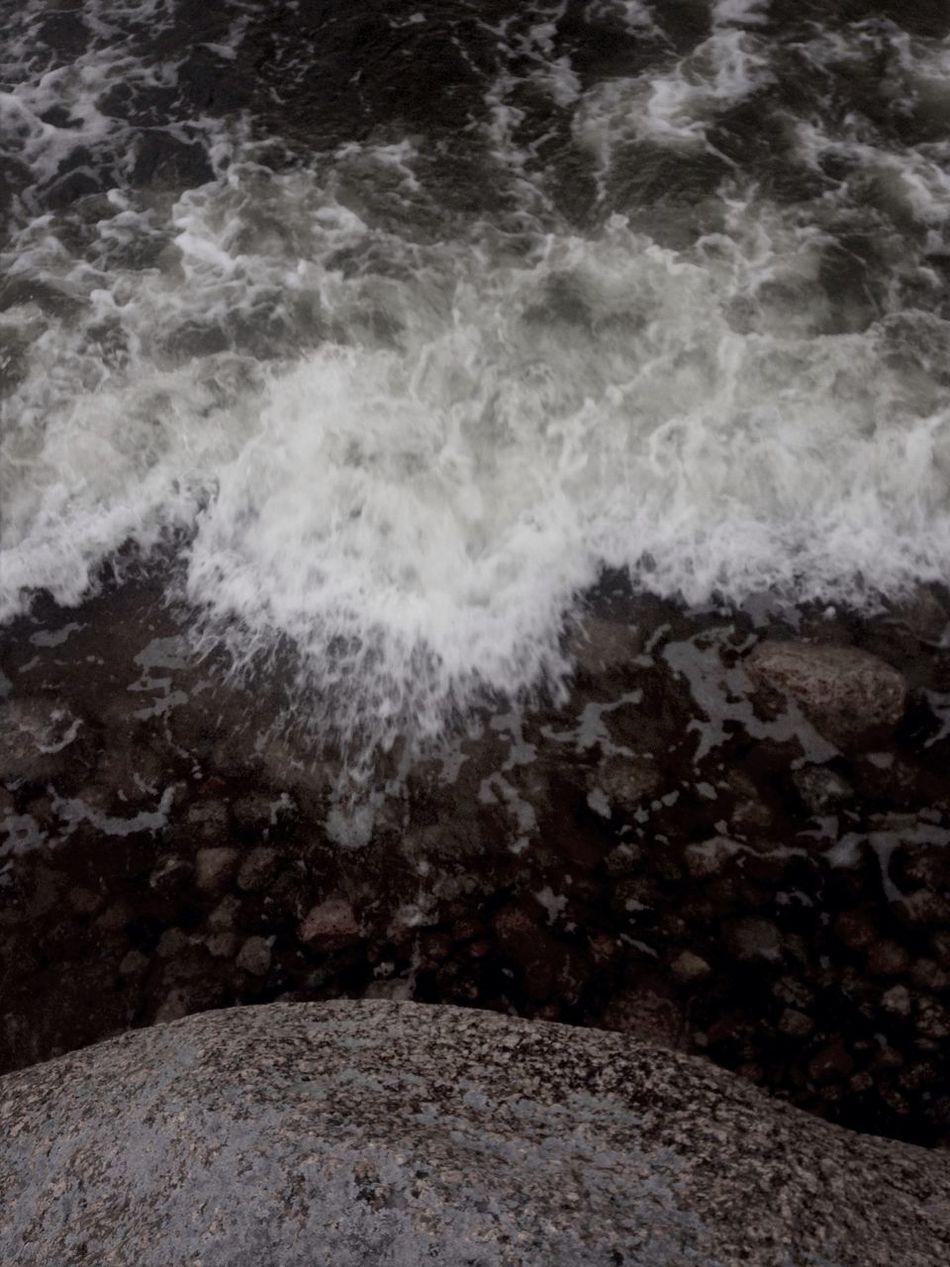 Relaxing Enjoying Life Water Sea