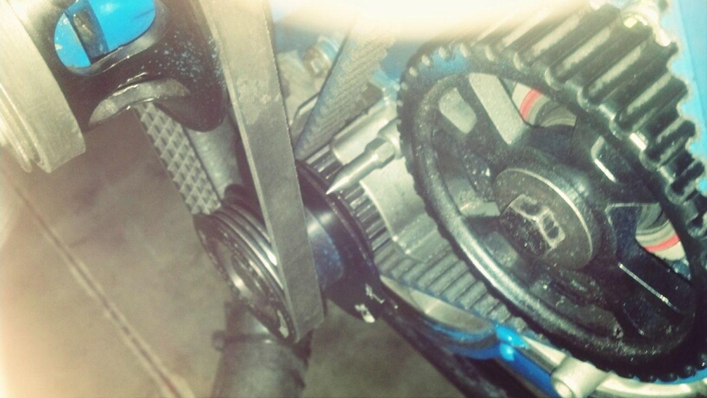 racing engine Pony Power