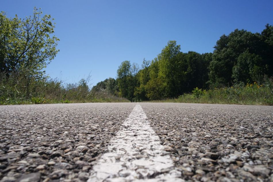 Beautiful stock photos of schnurrbart,  Clear Sky,  Day,  Empty Road,  Focus On Background