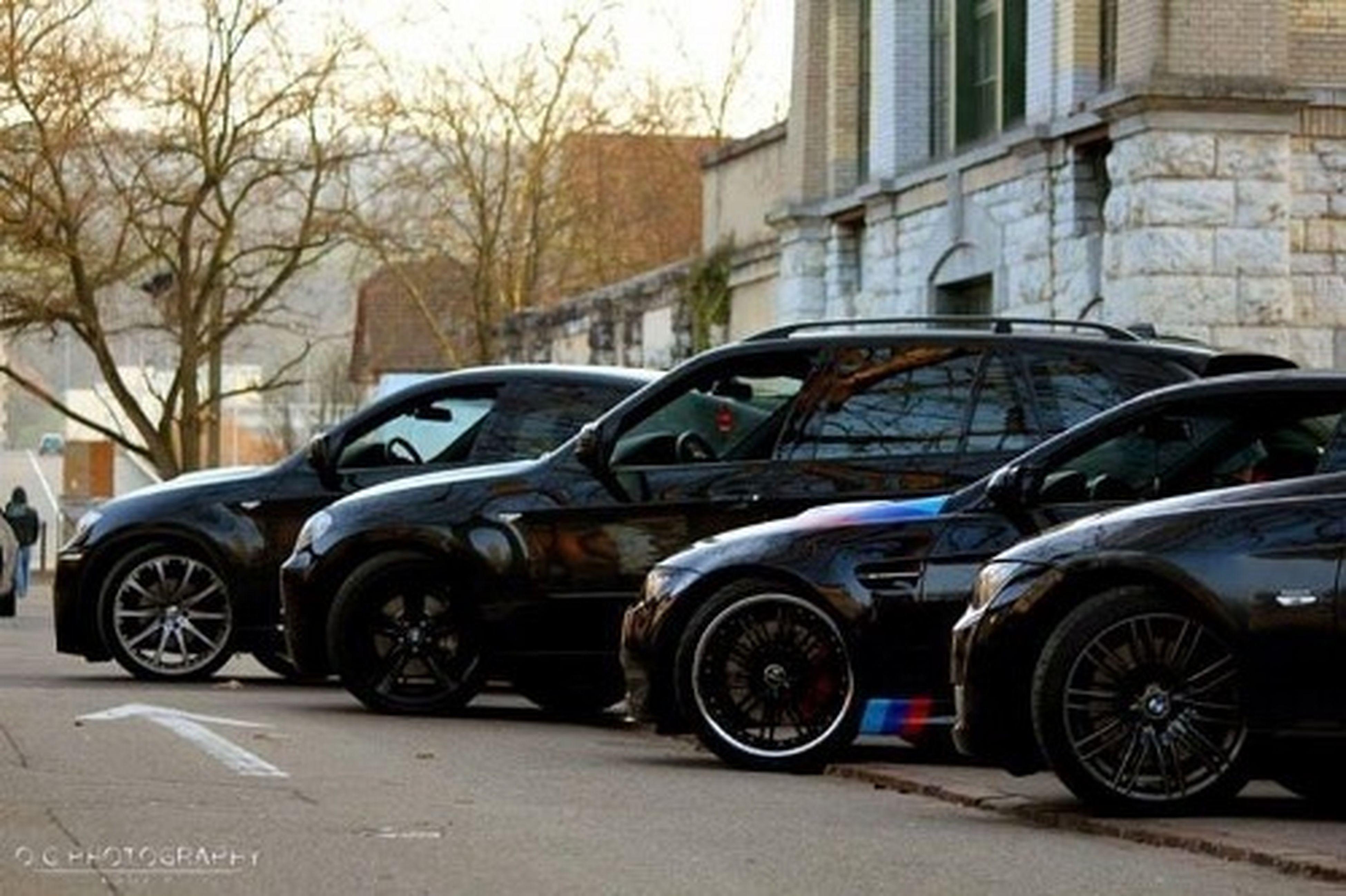 BMW family