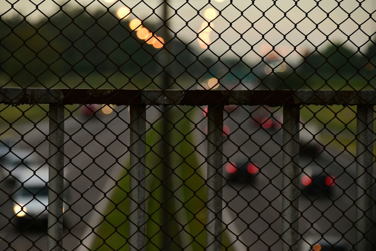 chainlink fence, protection, focus on foreground, day, outdoors, no people, full frame, close-up, nature
