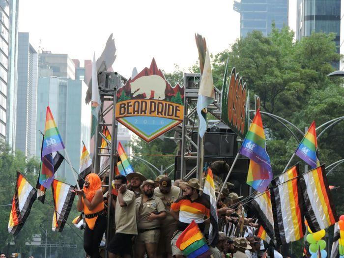 Gay Gaypride Gaypride2016 Bearpride Mexico City