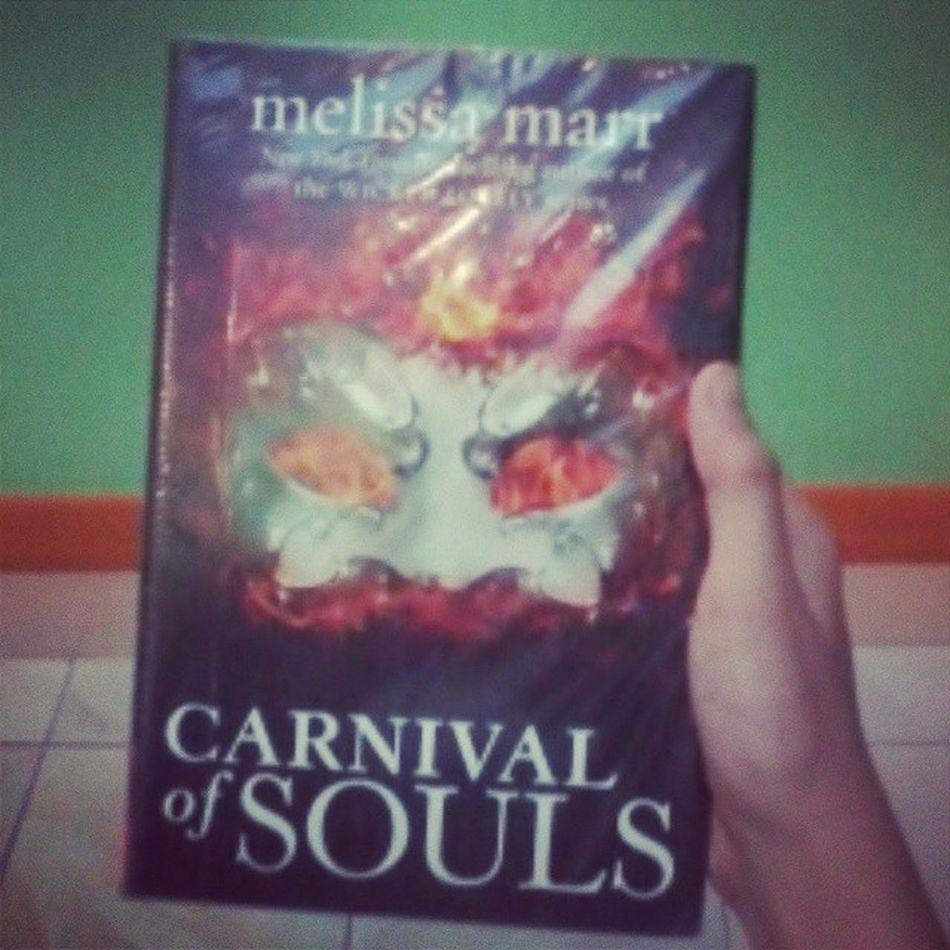 Gift from my ninong. CarnivalOfSouls Books