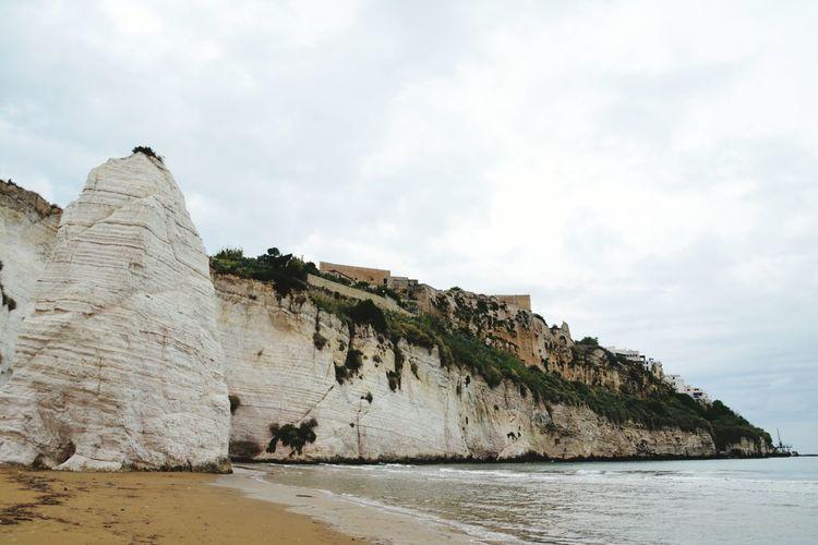 Vieste Puglia Vieste Landscape Nature Water No People Scenics Sea Gargano
