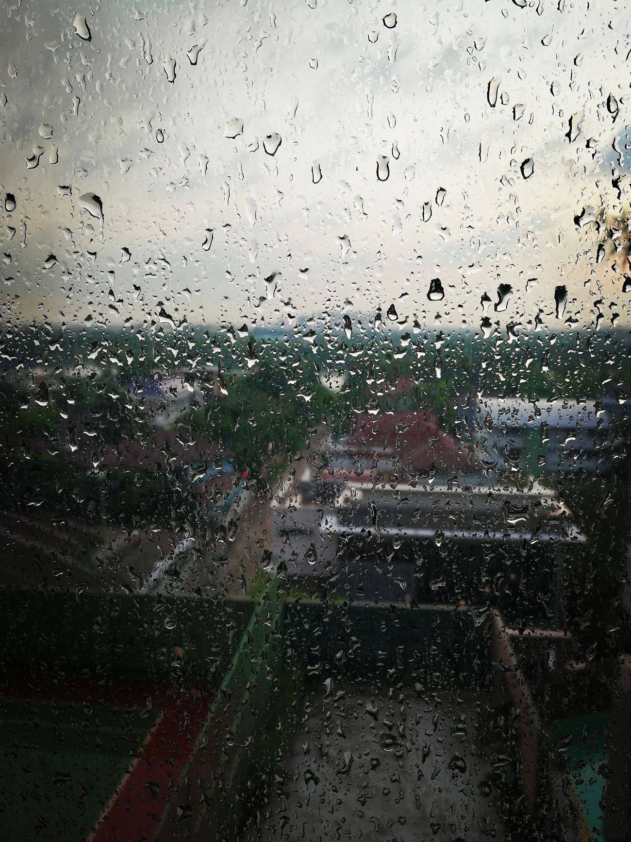 Morning View Phone Camera Rainy Season Leicalens Huawei Mate 9