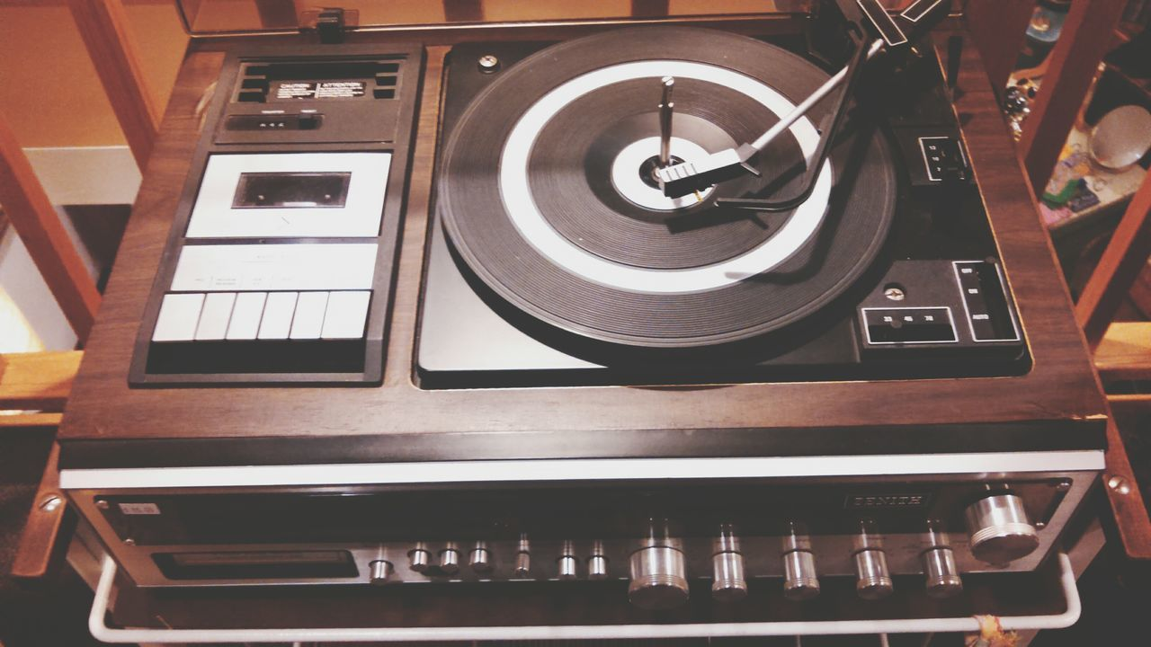Antique Record Player Lusting  Want