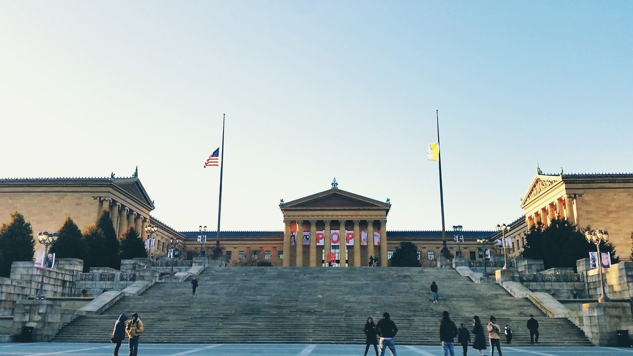Flashback to last year in Philly... Travel Destinations Architecture City Travel Sky City Break People Outdoors Illuminated Architecture Light Lighting Built Structure Art Museum Philadelphia Philly Citylight Politics And Government Government Tourism Day Adults Only City Gate Adult The City Light