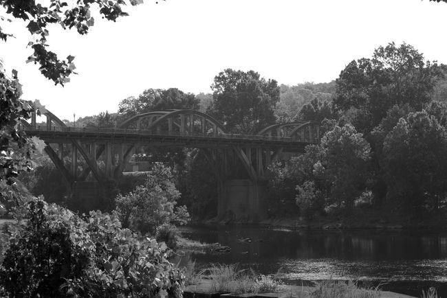 Architecture Blackandwhite Bridge Built Structure Coosa River Old Buildings Old But Awesome Old