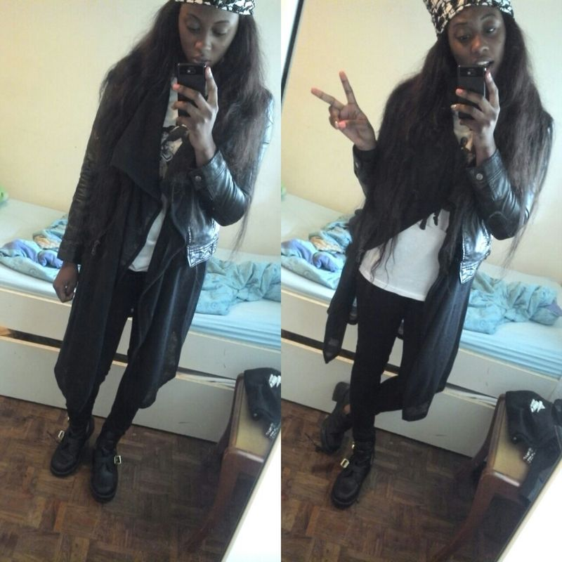 I love black . All Black All BLVCK