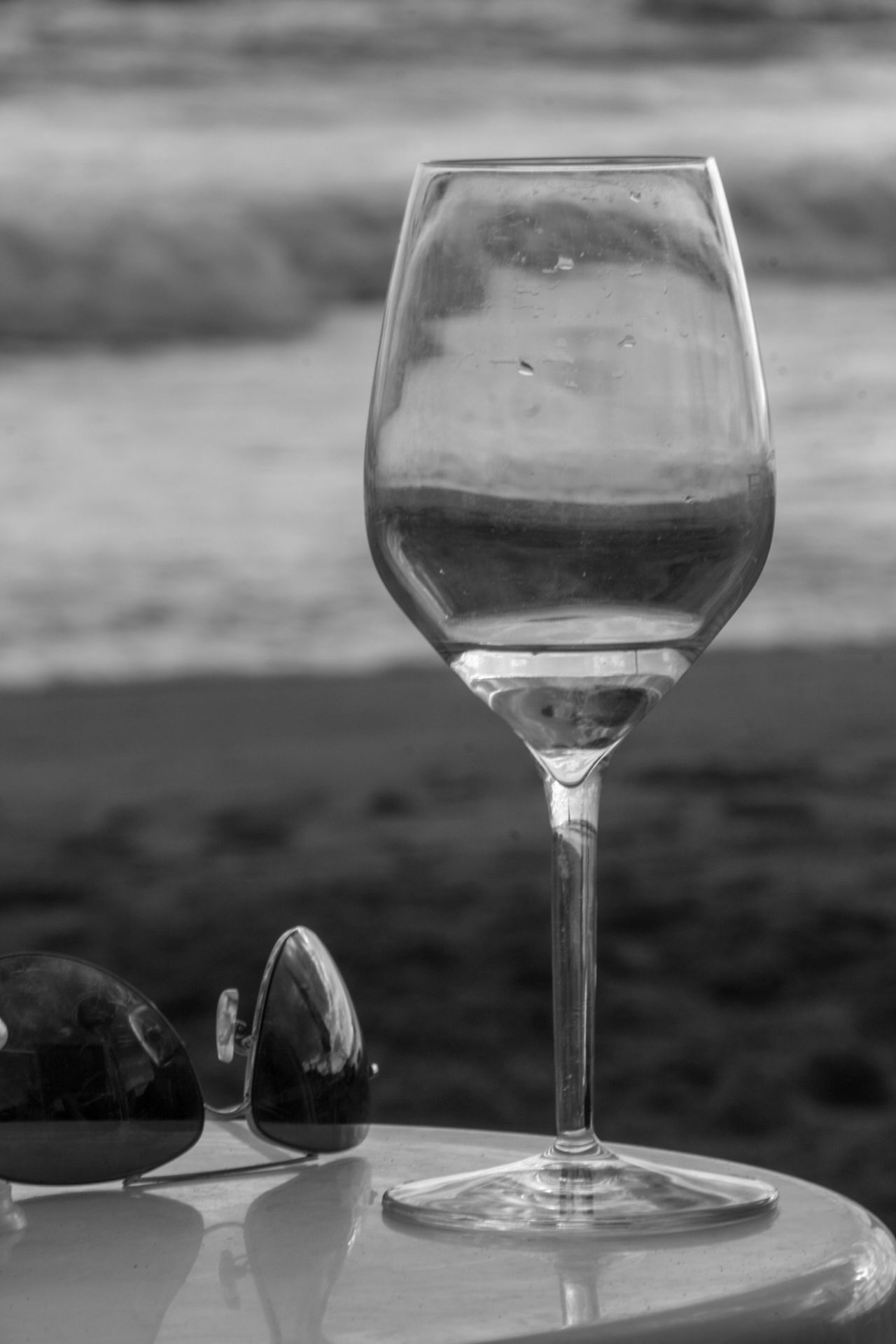 Alcohol Aperitif Beach Close-up Drink Drinking Glass Drinking Wine Focus On Foreground Nature No People Ocean Outdoors Sea Sunglasses Table Water Wine Wine At The Beach Wine Moments Wineglass Wineglasses Wine Not