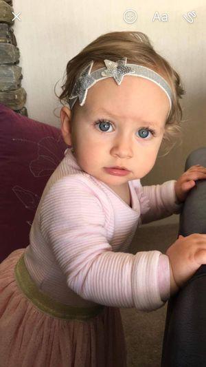 Love ♥ My Niece Childhood Portrait Babygirl