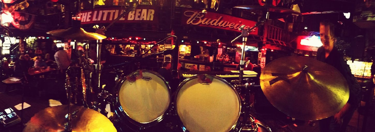 Getting ready to rock the Little Bear with Rachel & The Ruckus! First Eyeem Photo