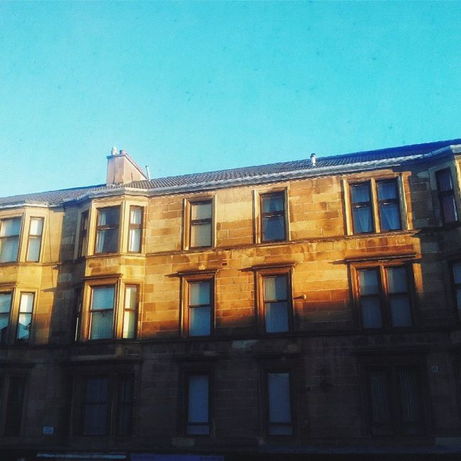 Summer is coming.... nah not really, not yet. Vscocam VSCO Vscoglasgow Instaglasgow Insta_Scotland Instascotland Igersglasgow Ig_glasgow Instagrammer Instaoftheday Picoftheday Building House Architeture Urban Urbanlife Spring Sunset Sundown Goldenhour Evening Scottishsummer Dennistoun