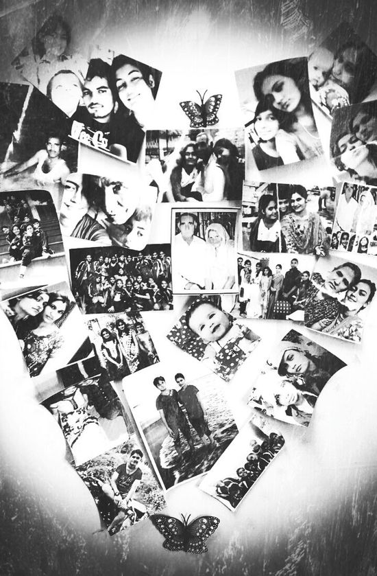 Family Love Collage My Room Snapshots Of Life Black And White Black And White Collection  Felling Blessed