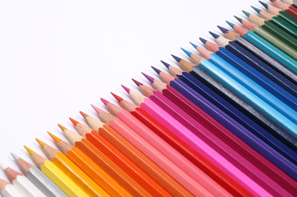 Beautiful stock photos of pencil, Arrangement, Art And Craft, Close-Up, Colored Pencil