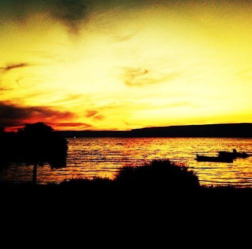 Enjoying Life Relaxing Sea And Sky Seaside Sea Sunset