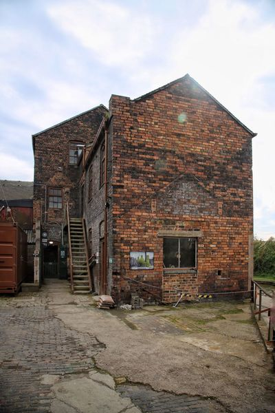 Middleport Pottery Abandoned Architecture Bad Condition Building Exterior Built Structure Cloud - Sky Day History House Middleport Pottery No People Obsolete Old Ruin Outdoors Rotting Run-down Sky Weathered