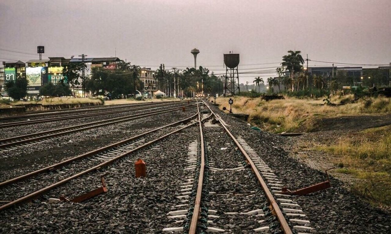 รถไฟไทย Faynatcha First Eyeem Photo