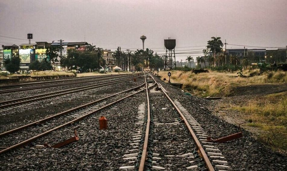 รถไฟไทย Faynatcha First Eyeem Photo