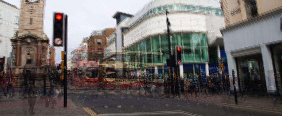 Time-Lapse Photography Timelapse Brighton