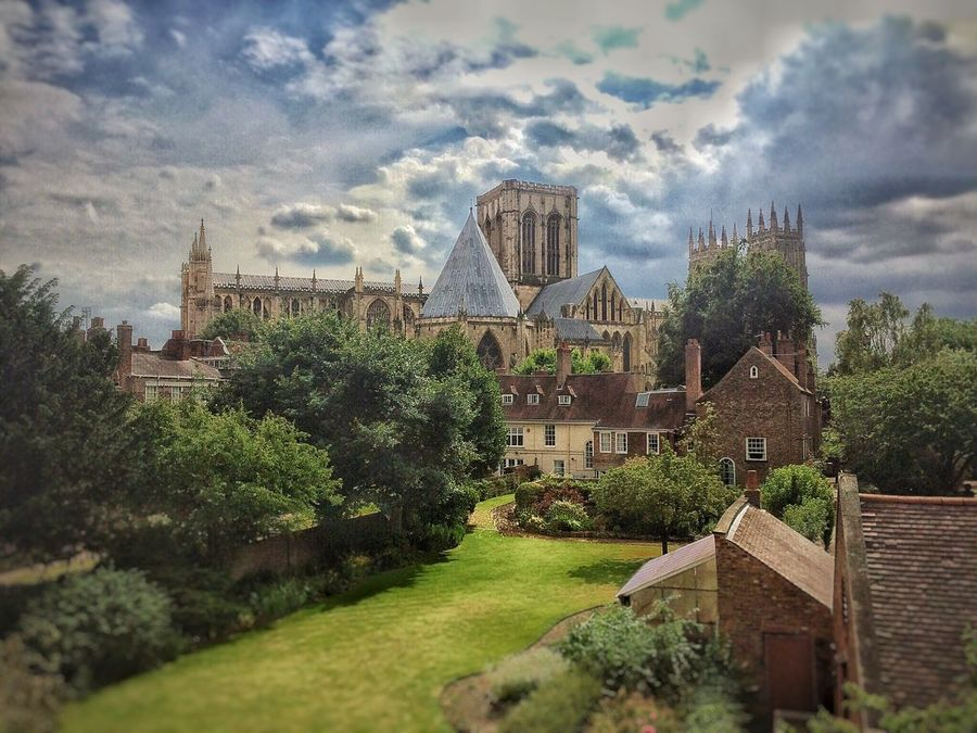 The Journey Is The Destination York Minster