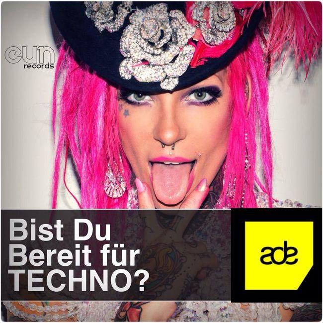 Ade14 Amsterdam Techno Partyvist