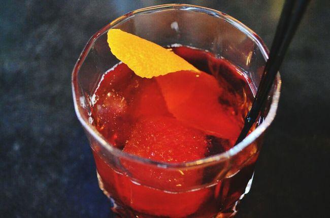 Cocktail Hour EyeEm RVA Pjpink Richmond, VA Cocktails Kentucky Bourbon Campari Boulevardier Bar