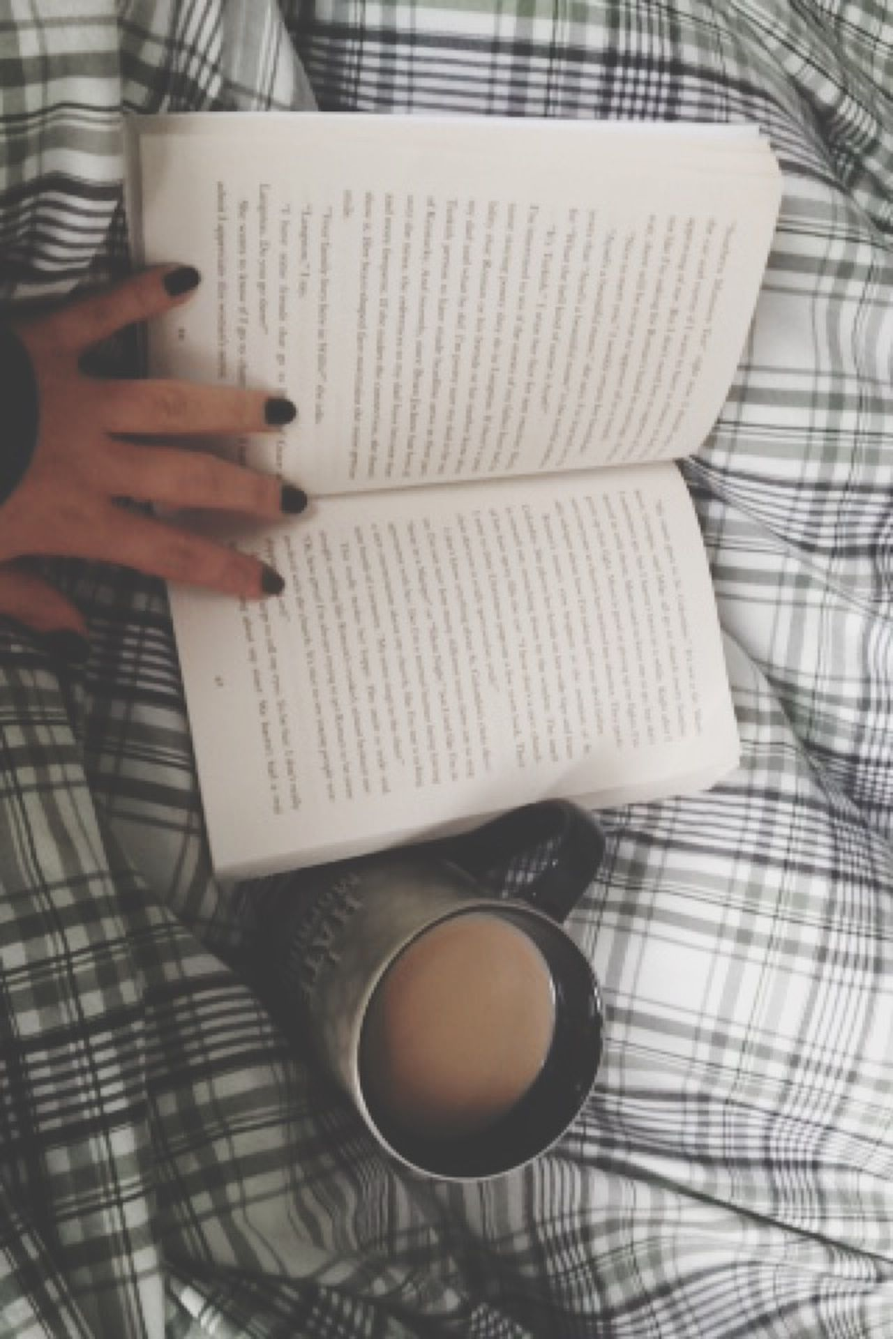 Relaxing Morning Reading