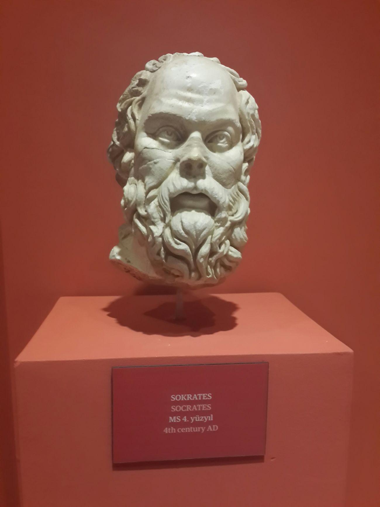Ephesus Selçuk Müze Eyeem Ephesus - Turkey Visiting Museum Efes Historical Monuments Socrate -Socrates Museum